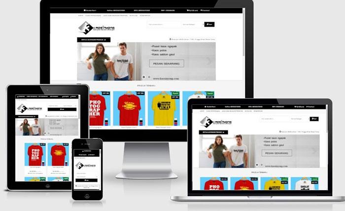 Jasa Website karawang