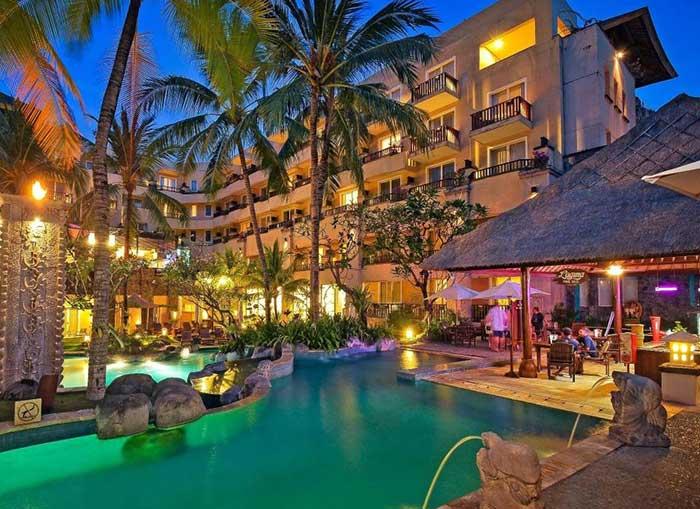 Website Hotel Badung