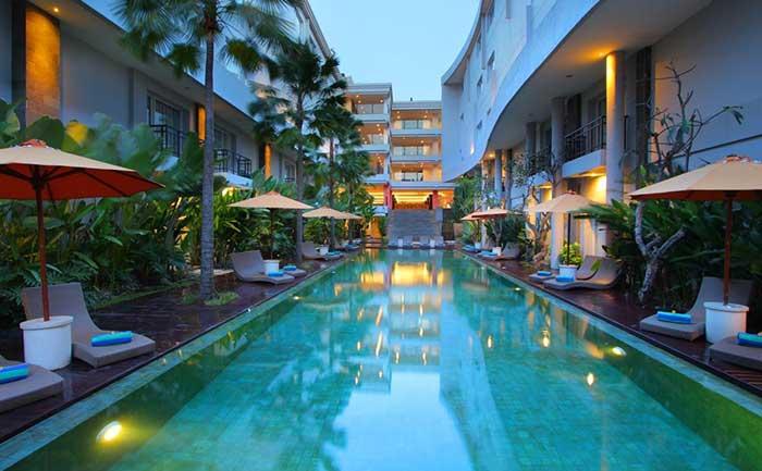Website Hotel Klungkung