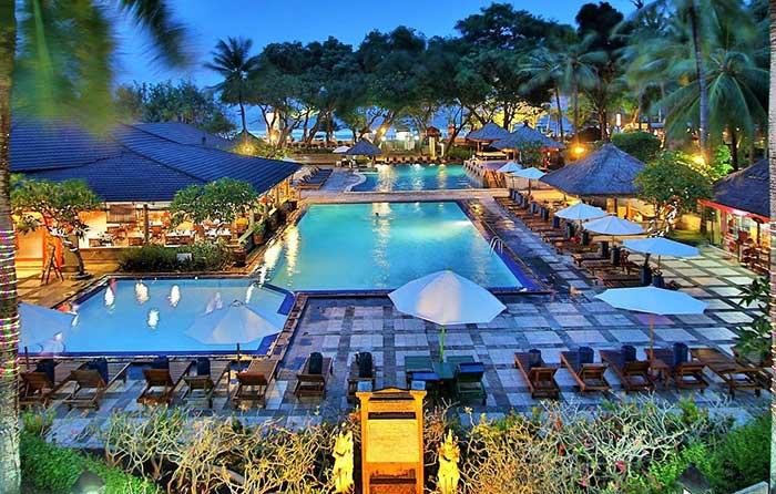 Website Hotel Tabanan