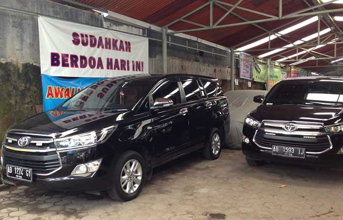 Website Rental Mobil Buleleng