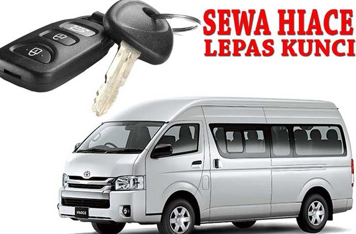 Website Rental Mobil Jembrana