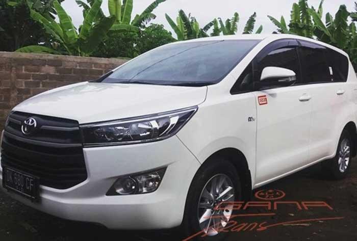 Website Rental Mobil Klungkung