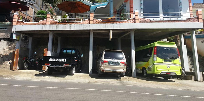 Website Travel Tabanan