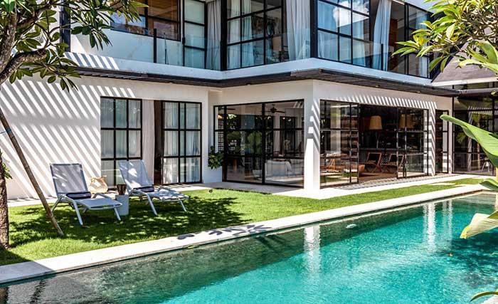 Website Villa Bangli