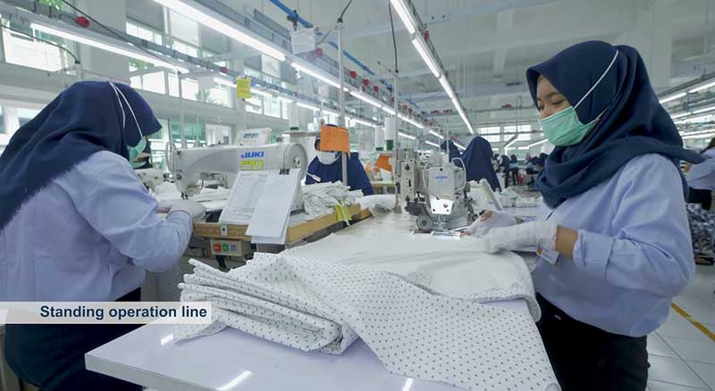 Jasa Pembuatan Sistem Apparel Batang Murah