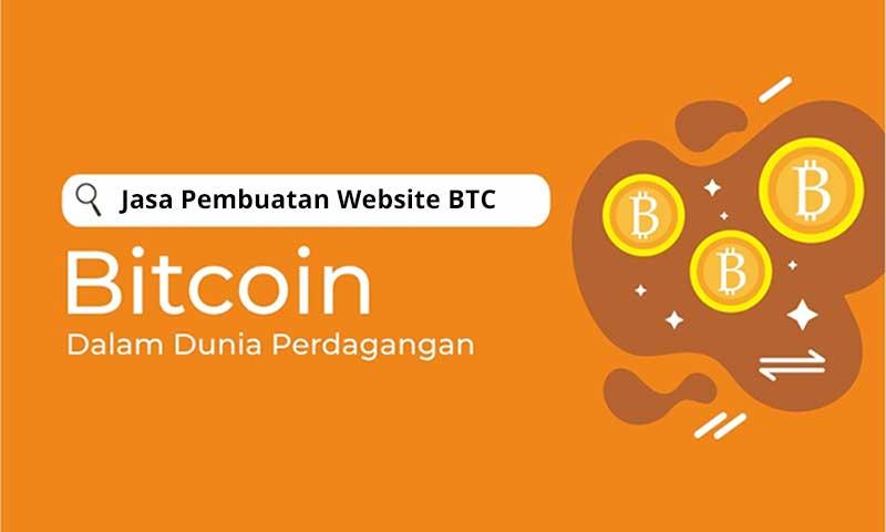 Jasa Website Bitcoin