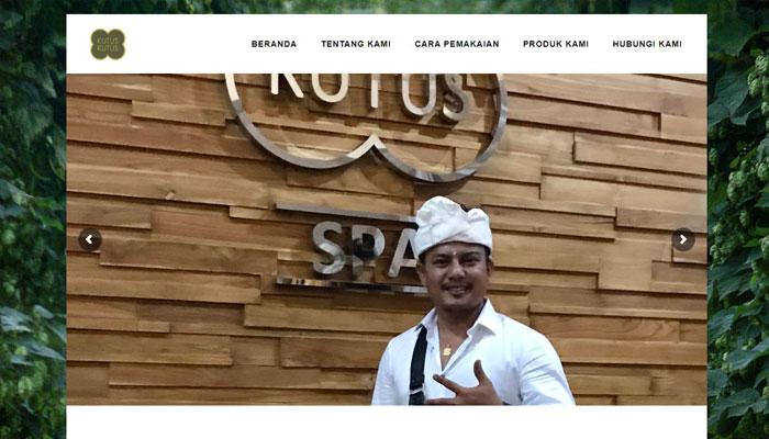 Jasa Website Kayong Utara