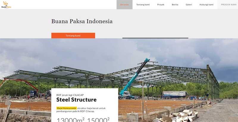 Jasa Website Pakpak Barat