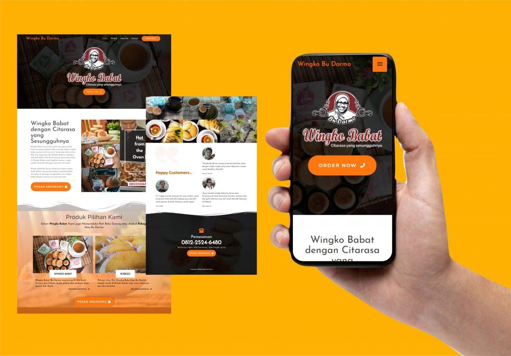 Jasa Website Lombok Utara