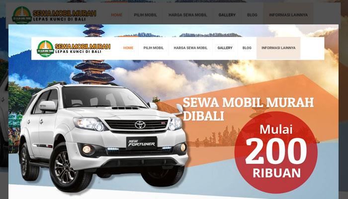 Jasa Website Seram