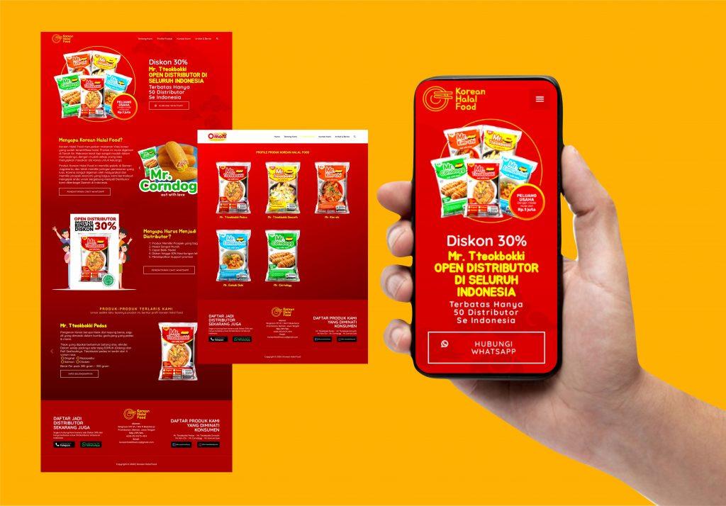 Jasa Website Sorong Selatan