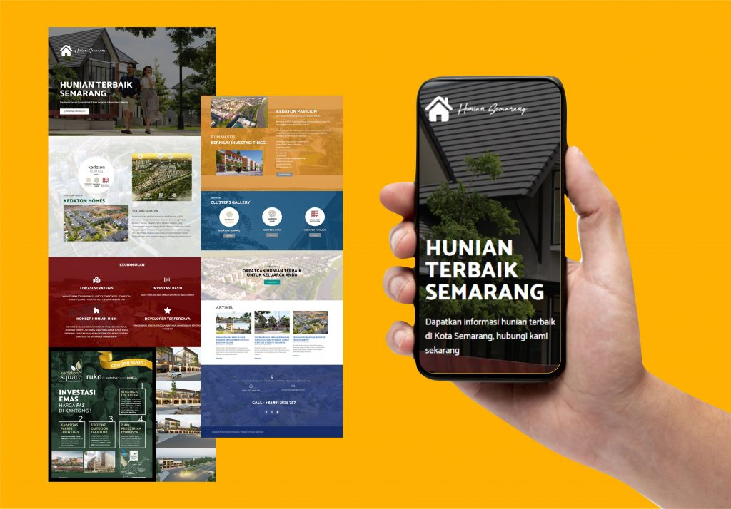 Jasa Website Teluk Bintuni