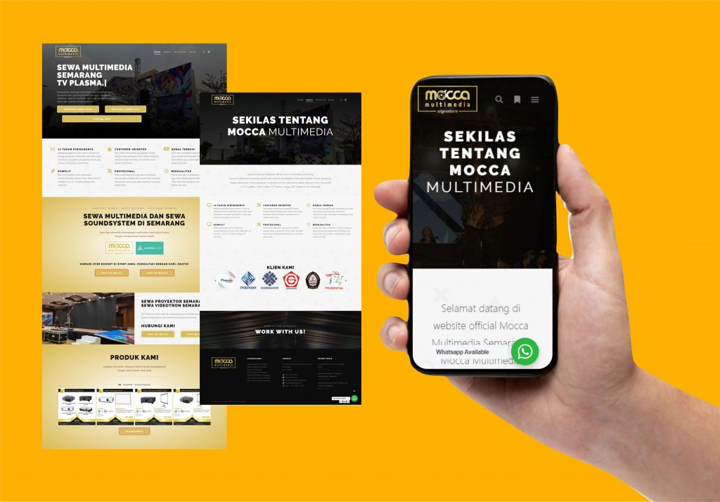 Jasa Website Jakarta Cilandak