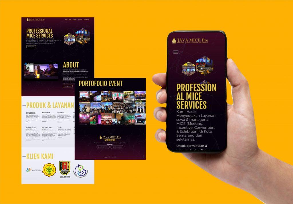 Jasa Website Jakarta Kebayoran Lama