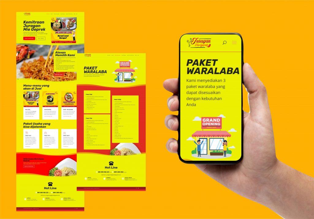 Jasa Website Jakarta Kembangan